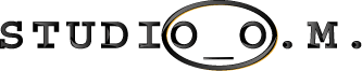 STUDIO_O.M. Logo